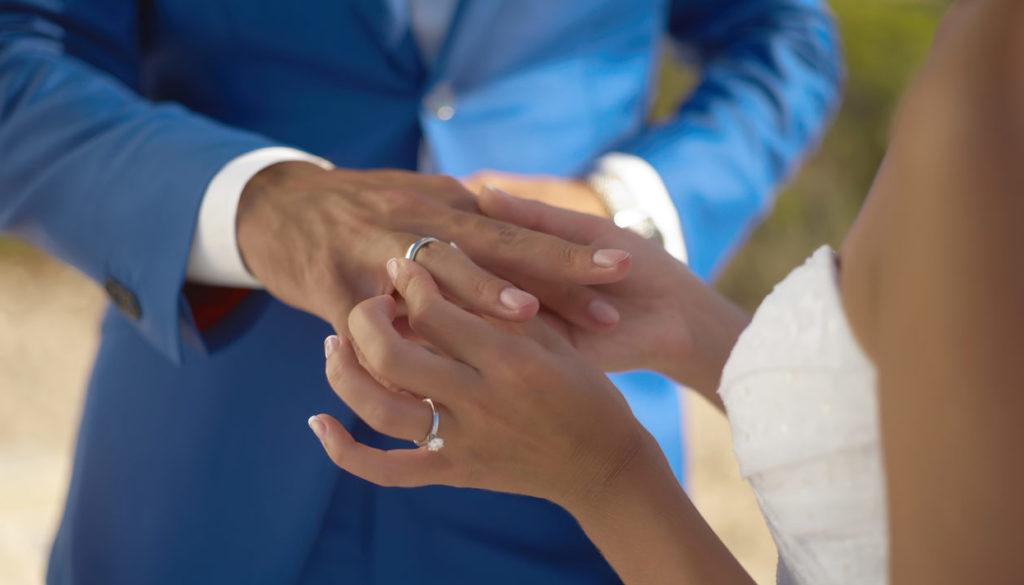 Mens Wedding Band photo